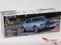 Unboxing Kyosho 1970 Chevelle SS 454 LS6