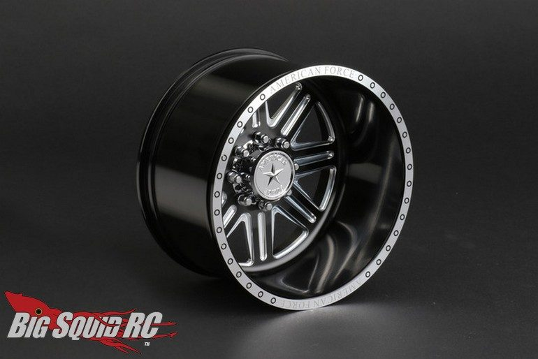 CEN Racing American Force Forged Aluminum Monster Truck Wheels