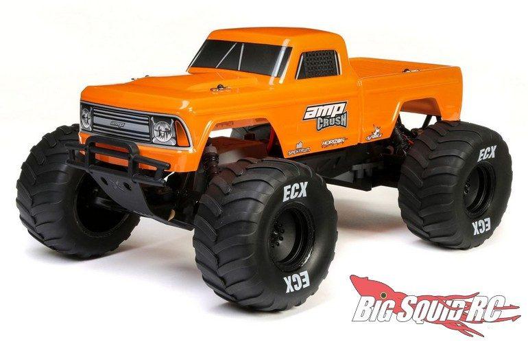 ECX RC Amp Crush 2WD Monster Truck