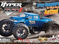Hyper Plus II Monster Truck