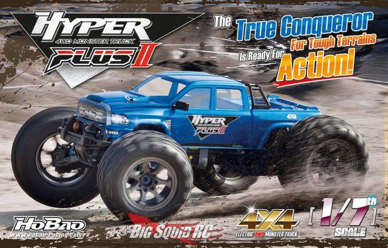 Hyper Plus II Monster Truck