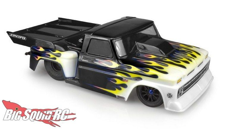 JConcepts 1966 Chevy C10 Step-side