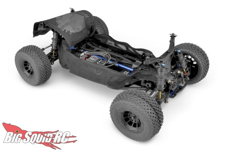 JConcepts Mesh Chassis Cover Traxxas Slash 4X4 LCG