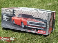 Kyosho 1970 Dodge Charger Hemi Orange Unboxing