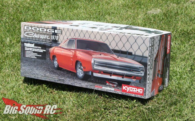 Kyosho 1970 Dodge Charger Hemi Orange Unboxing