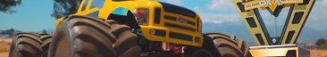 Pro-Line Decimator Monster Truck Tire Video