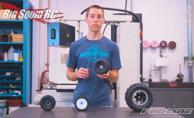 Pro-Line RC Shop Talk Tire Venting Video
