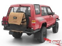 RC4WD CCHand Mountable Trash Bag Spare Tire