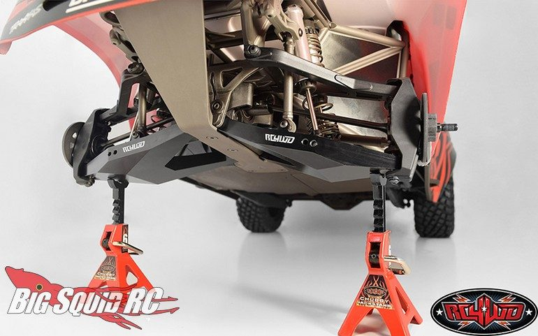 RC4WD Front Lower Control Arms Traxxas UDR