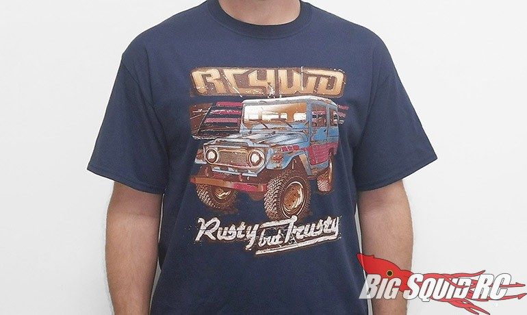 RC4WD RC Rusty But Trusty T-Shirt