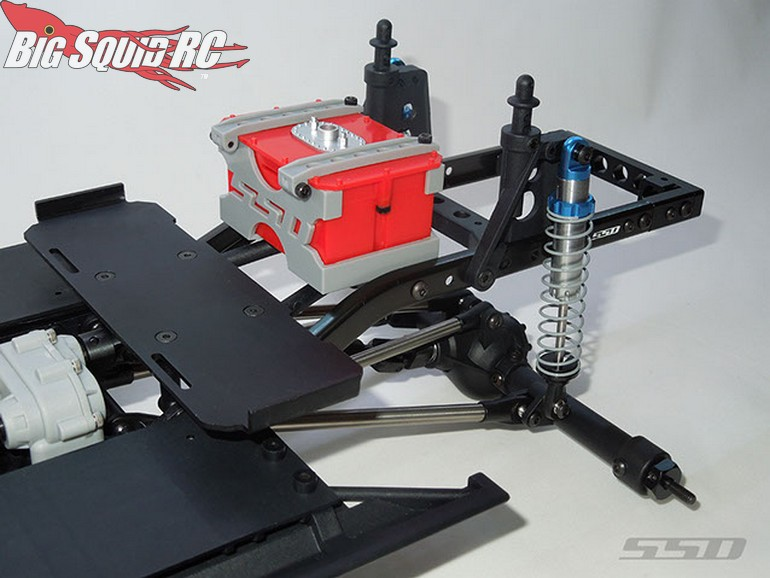 SSD RC Trail King Pro Scale Chassis Builders Kit « Big Squid