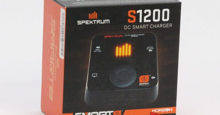 Spektrum S1200 DC Smart Battery Charger Review