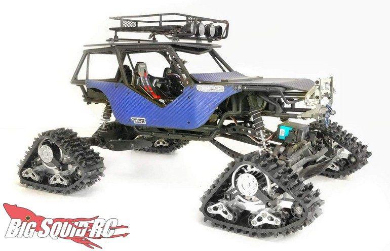 T-Bone Racing RC All Terrain Track Set Axial