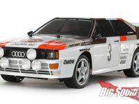 Tamiya Audi Quattro A2