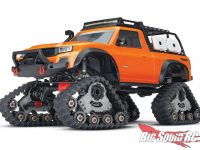 Traxxas TRX-4 Equipped Traxx RTR