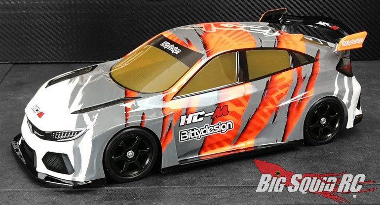 Bittydesign HC-M M-Class Clear Body