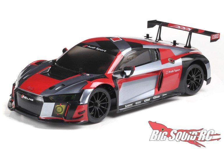 Carisma Audi R8 LMS RTR