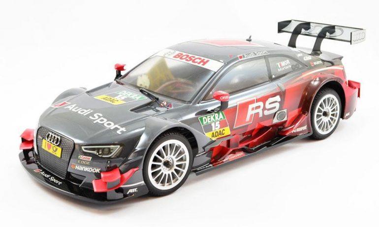 Carisma RC Audi RS5 15 Grey DTM RTR