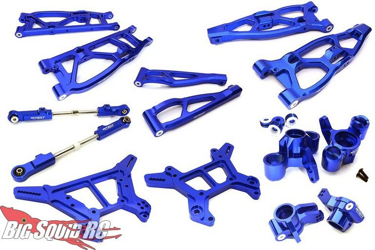 Integy Aluminum Suspension Kit Arrma Kraton 6S BLX