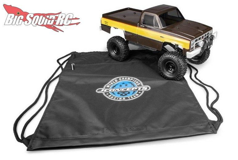 """JConcepts Scale Truck """"Drawstring"""" Tote Bag"""