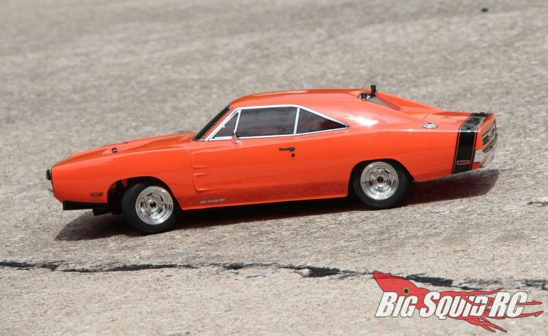 Kyosho Fazer Mk2 1970 Dodge Charger Review
