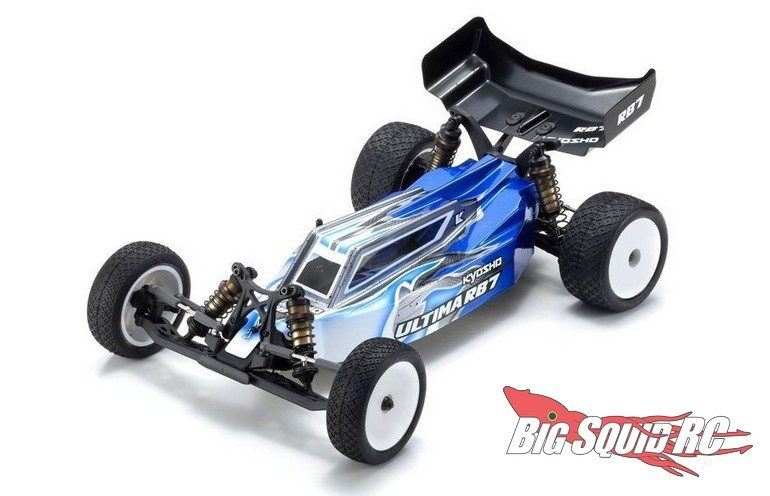 Kyosho Ultima RB7SS Buggy Kit