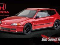 MST RC Honda Civic TCR-FF RTR