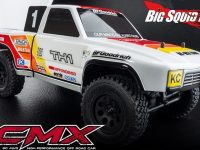 MST CMX TH1 Scale Rock Crawler RC