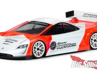 PROTOform Turismo Clear Touring Car Body