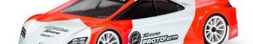 PROTOform Turismo Clear Touring Car Body