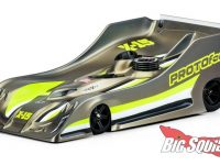 PROTOform X-15 Clear 1/8 On-Road Body