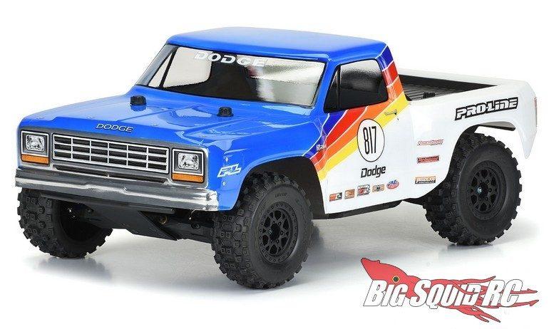Pro-Line 1984 Dodge Ram 1500 Clear Body