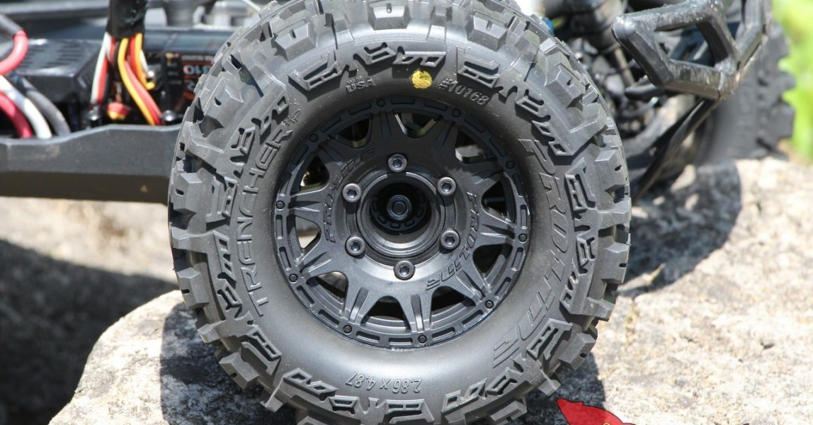 "Pro-Line Belted Trencher HP 2.8"" Tire Review"