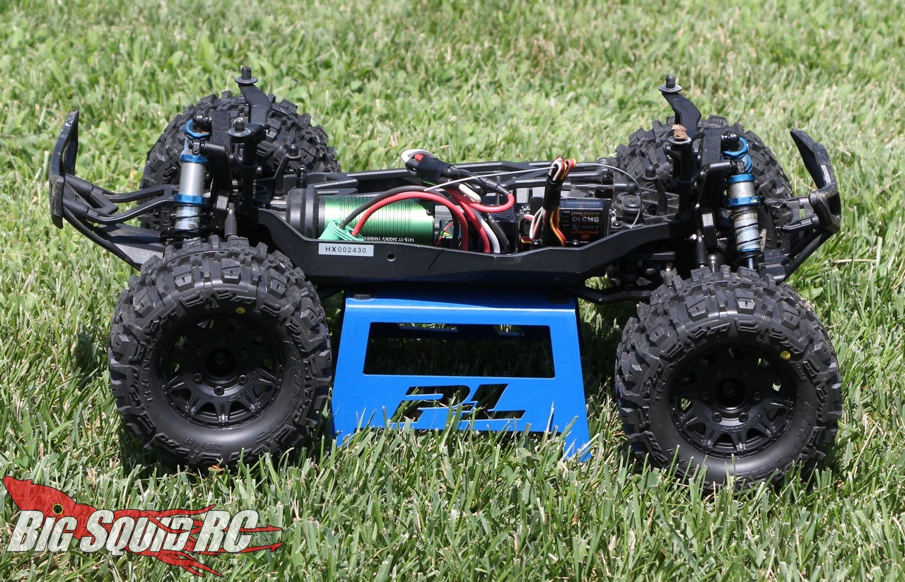 Pro-Line Belted Trencher HP 2 8″ Tire Review « Big Squid RC