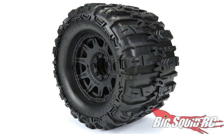 Pro-Line Belted Trencher HP 3.8 Tires