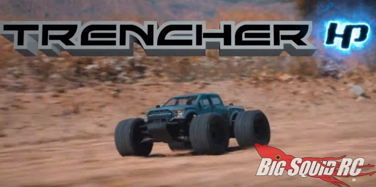 Pro-Line Belted Trencher HP Tire Video