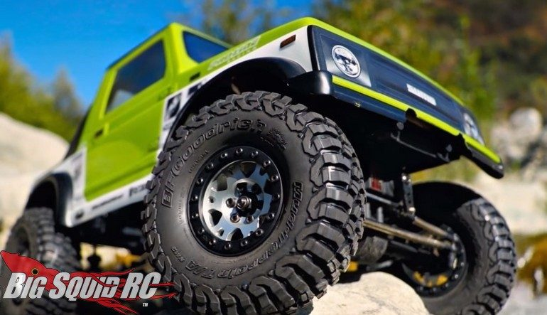 Pro-Line BFGoodrich Tire Video