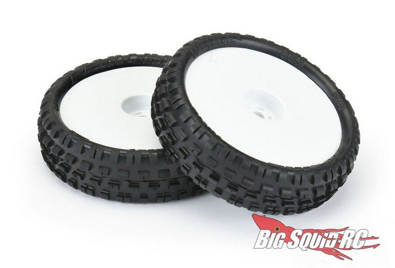 Pro-Line 2.2 2WD Carpet Buggy Tires Mounted
