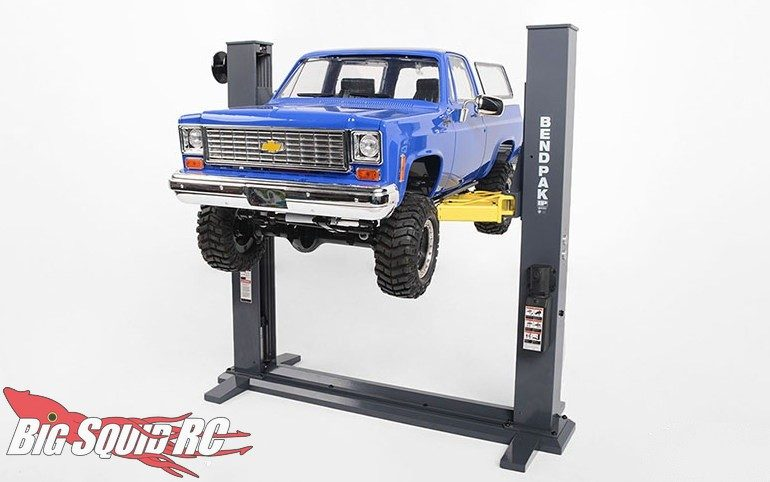RC4WD BendPak XPR-9S Two-Post Auto Lift