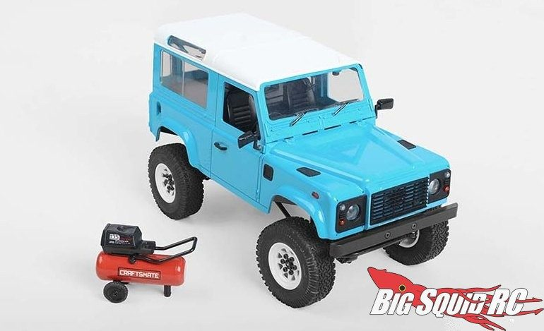 RC4WD Garage Series Scale Air Compressor