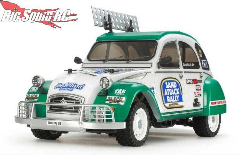 Tamiya Citroën 2CV Kit