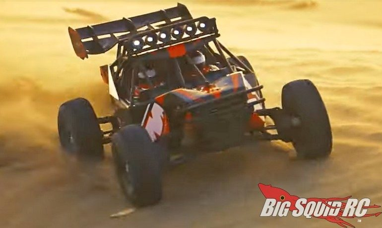 Team Magic SETH Desert Buggy