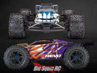 New Colors Traxxas E-Revo