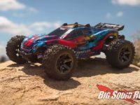 Traxxas Rustler 4x4 High-Speed Desert Descent Video