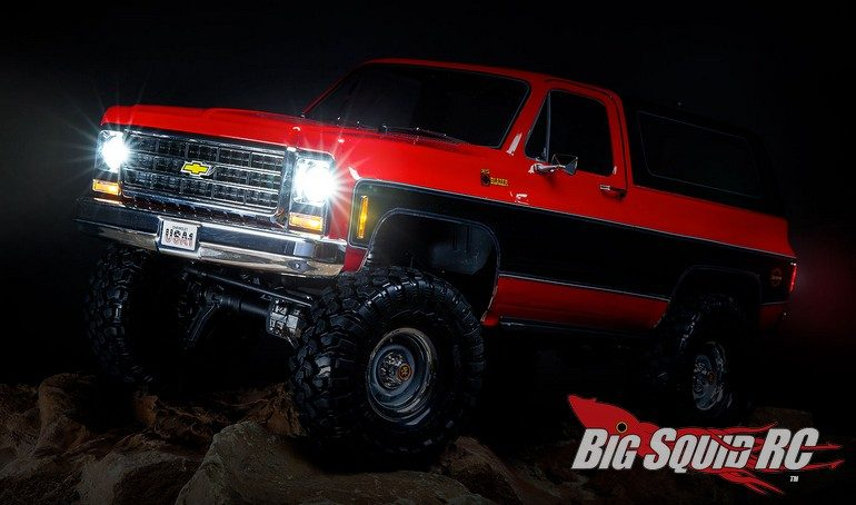 Traxxas TRX-4 Blazer LED Light Kit
