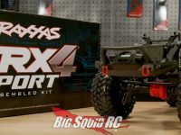 Traxxas TRX-4 Sport Kit Video