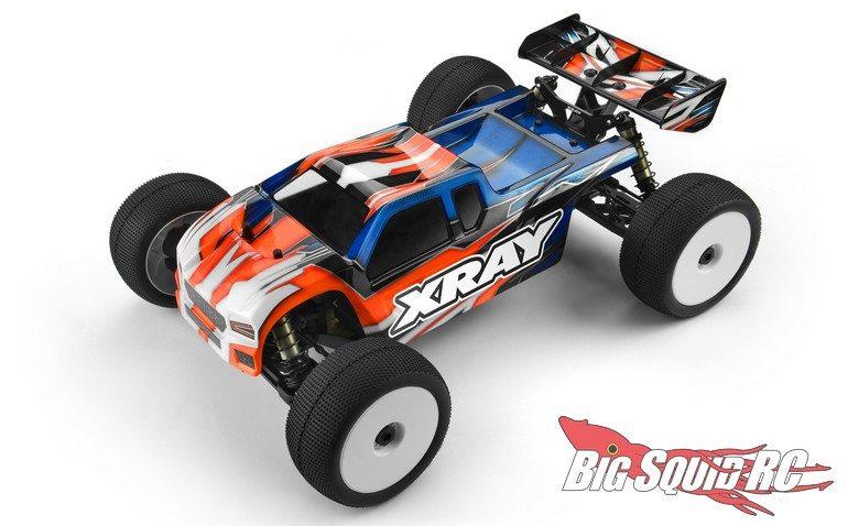 XRay XT8E Truggy Kit