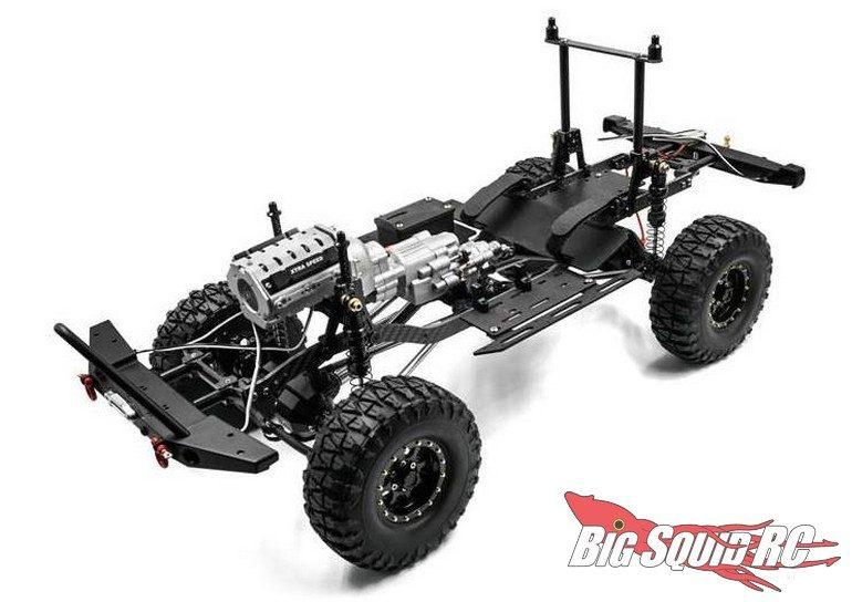 Xtra Speed XS02 V8 Engine 2 Speed Scale Crawler Kit