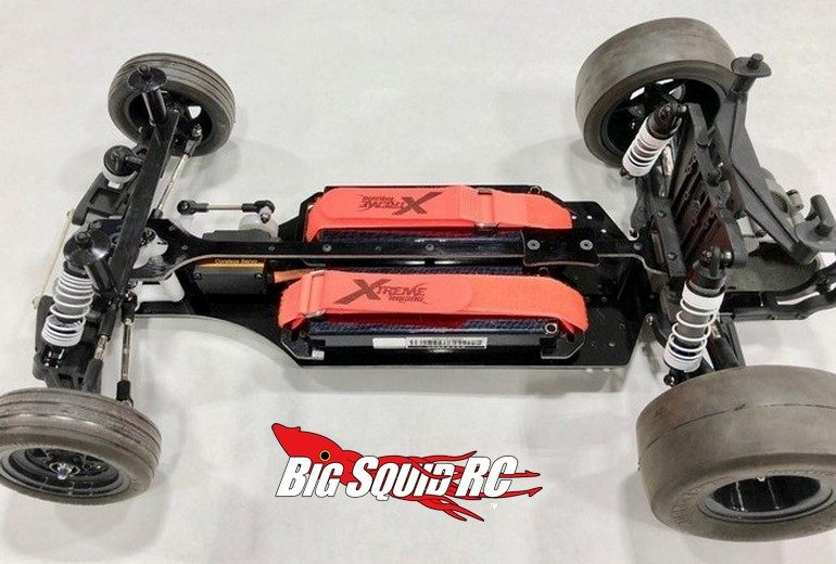 Xtreme RACING Carbon Fiber Speed Chassis Traxxas Rustler Slash