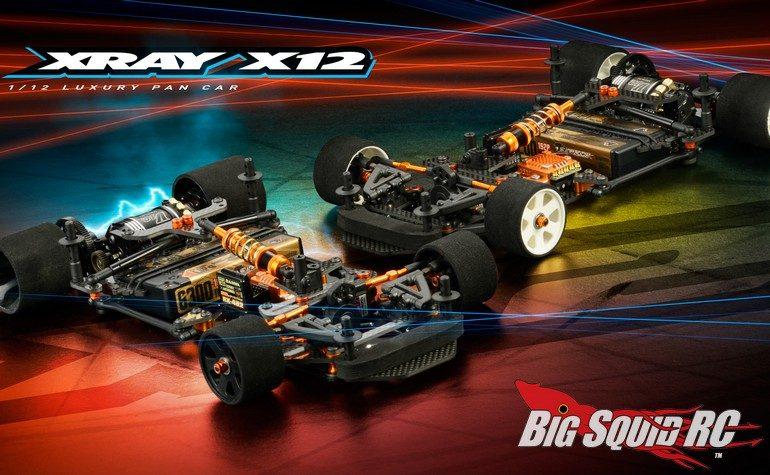 2020 XRay X12 RC Kit
